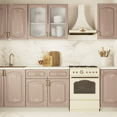 Кухонный гарнитур Бергамо 2.0